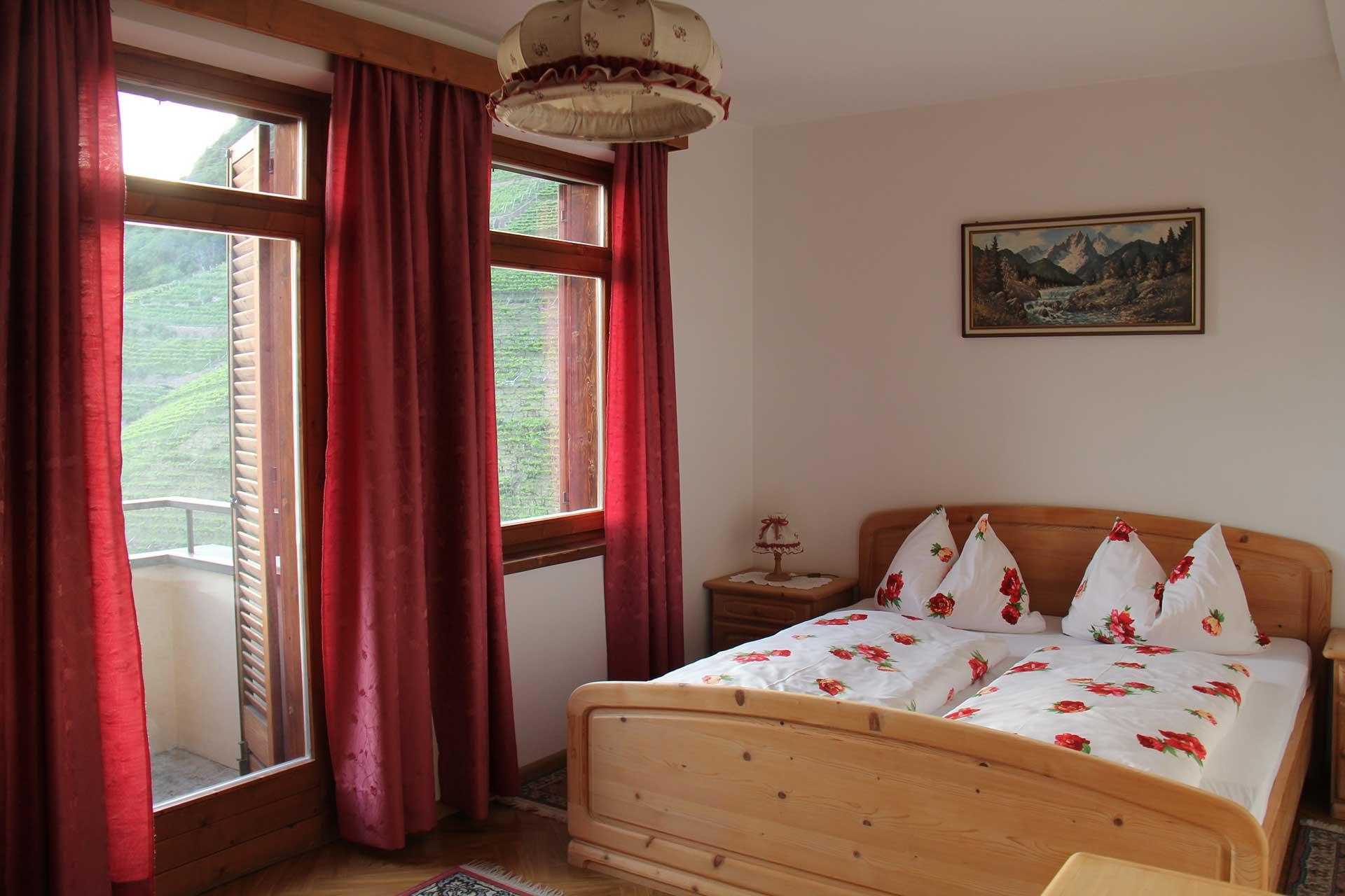 Reiseggerhof Zimmer